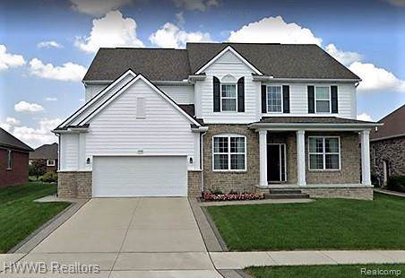 43589 Loon Lane E, Clinton Twp, MI 48038 (#2200004858) :: The Alex Nugent Team | Real Estate One