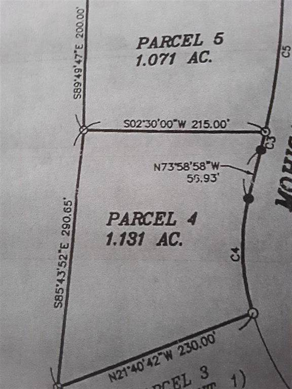 Lot 4 Mohican Trail, Bennington Twp, MI 48867 (#5050003802) :: BestMichiganHouses.com