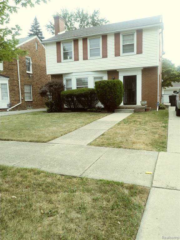 14114 Artesian Street, Detroit, MI 48223 (#2200005017) :: Duneske Real Estate Advisors