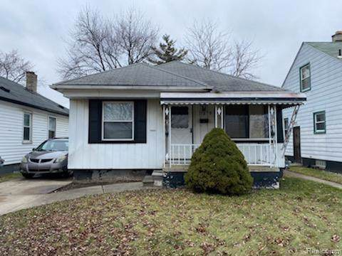 11379 Rosemont Avenue, Detroit, MI 48228 (#2200005047) :: GK Real Estate Team