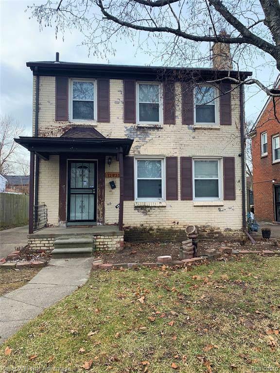 12835 Longacre Street, Detroit, MI 48227 (#2200005099) :: RE/MAX Nexus