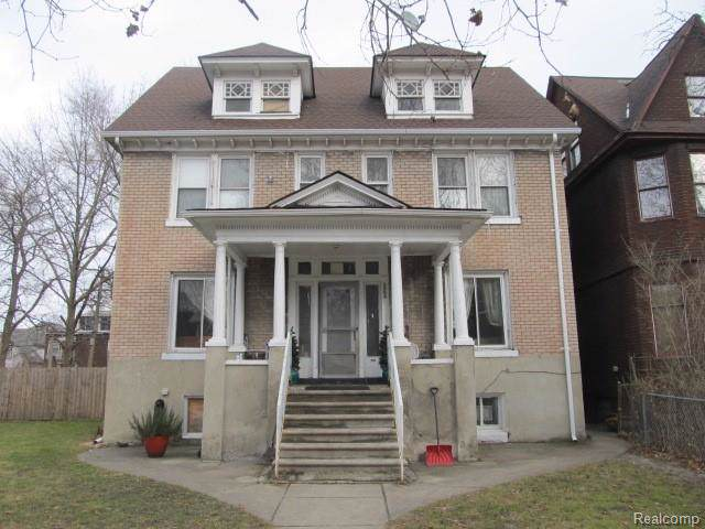 1454 Vinewood Street, Detroit, MI 48216 (#2200005116) :: RE/MAX Nexus