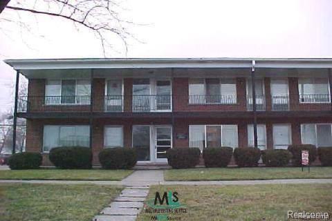 20938 Hunt Drive Kelly Street Unit 1, Detroit, MI 48225 (#2200005147) :: RE/MAX Nexus