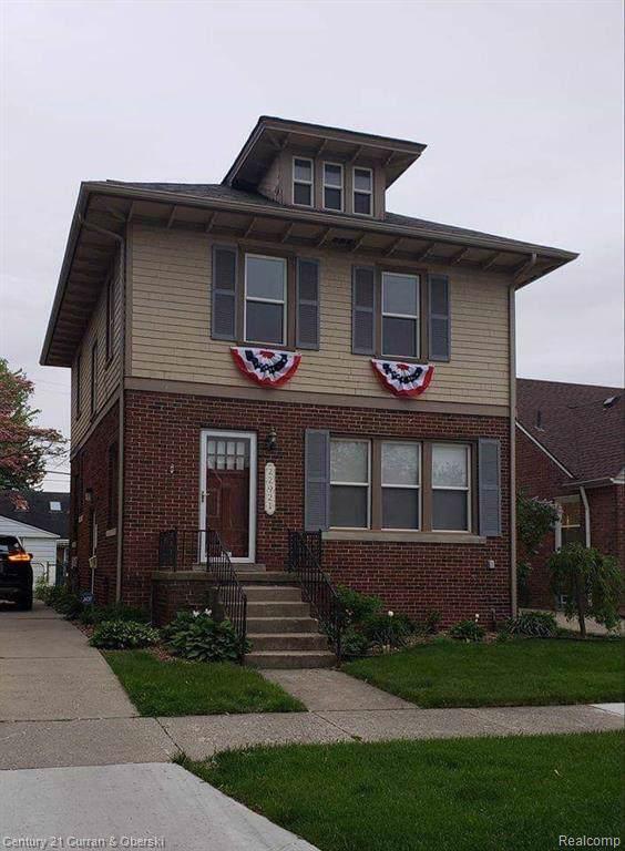 22921 Arlington Street, Dearborn, MI 48128 (#2200005344) :: The Mulvihill Group