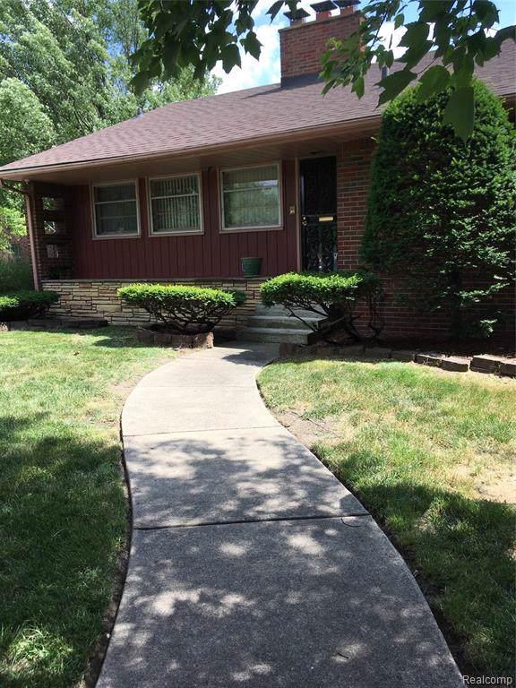 8190 Esper Street, Detroit, MI 48204 (#2200005380) :: The Buckley Jolley Real Estate Team