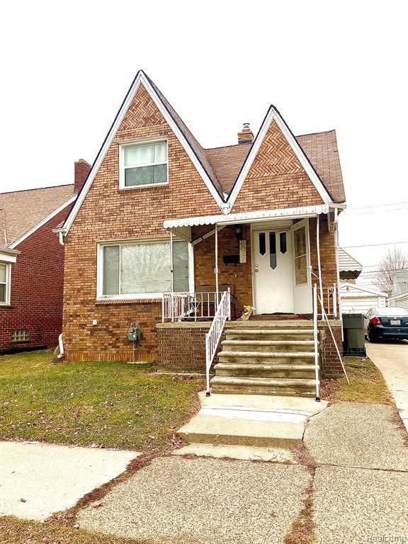 6029 Kenilworth Street, Dearborn, MI 48126 (#2200005382) :: The Alex Nugent Team | Real Estate One