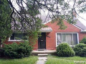 21689 Bennett Street, Detroit, MI 48219 (#2200005389) :: RE/MAX Nexus