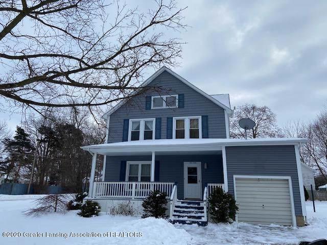 160 E Pine Street, DUPLAIN TWP, MI 48831 (#630000243685) :: The Alex Nugent Team | Real Estate One