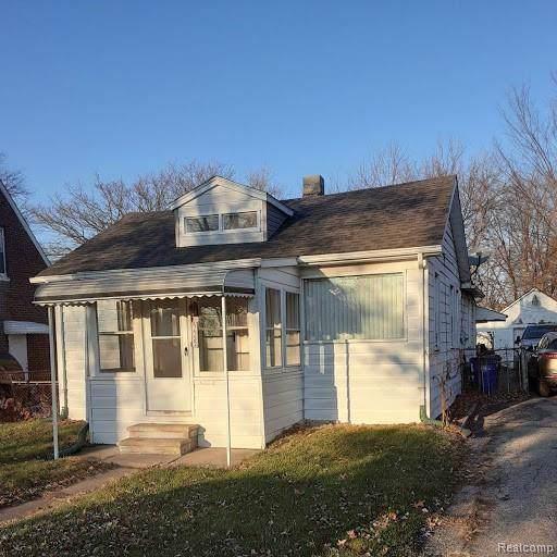 5522 Ashley Street, Detroit, MI 48236 (MLS #2200005553) :: The Toth Team