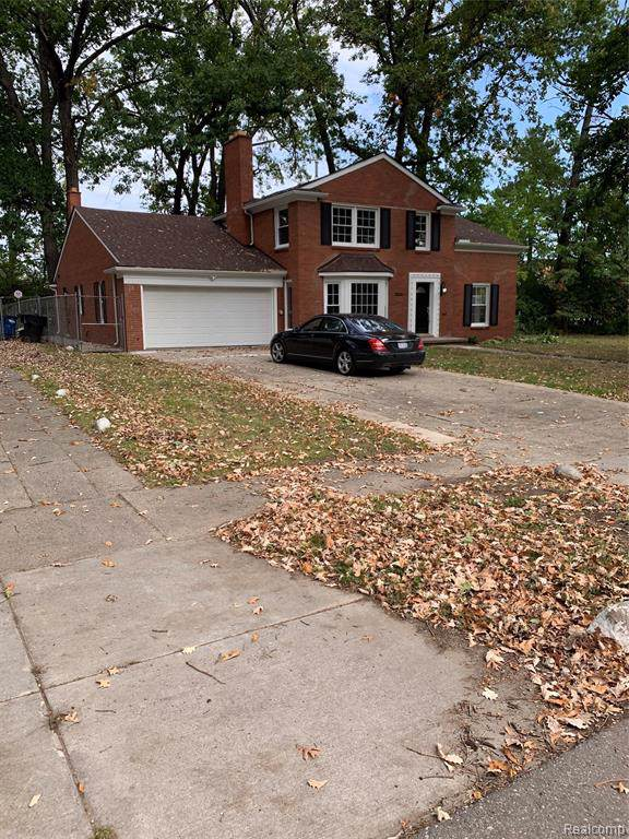 1246 Strathcona Drive, Detroit, MI 48203 (#2200005602) :: GK Real Estate Team