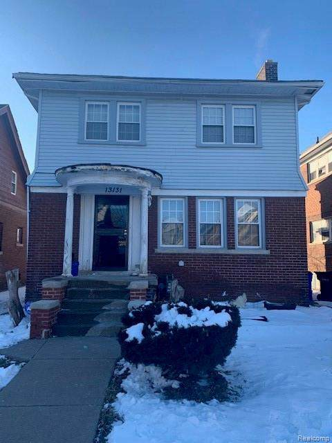 13131 Monica Street, Detroit, MI 48238 (#2200005709) :: The Buckley Jolley Real Estate Team