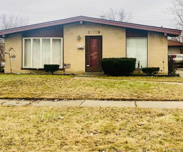 31659 Annapolis Street, Wayne, MI 48184 (#2200005714) :: The Buckley Jolley Real Estate Team