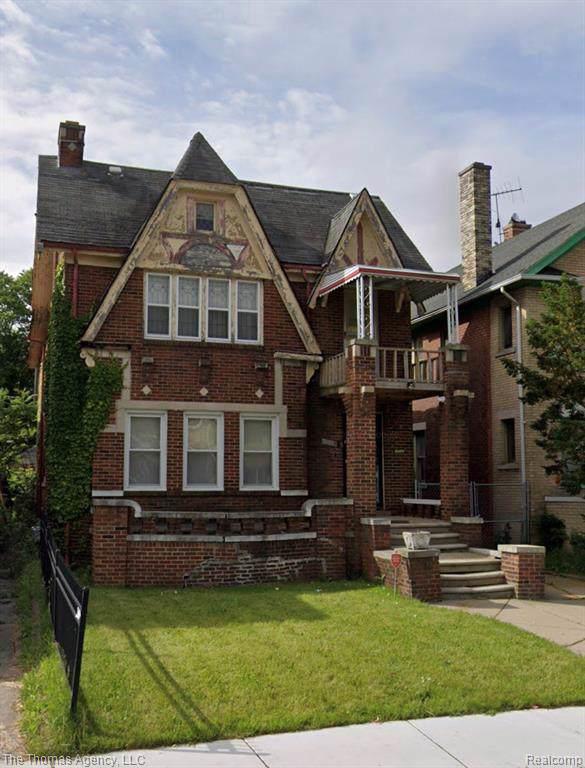 3003 Calvert Street, Detroit, MI 48206 (#2200005749) :: Team Sanford