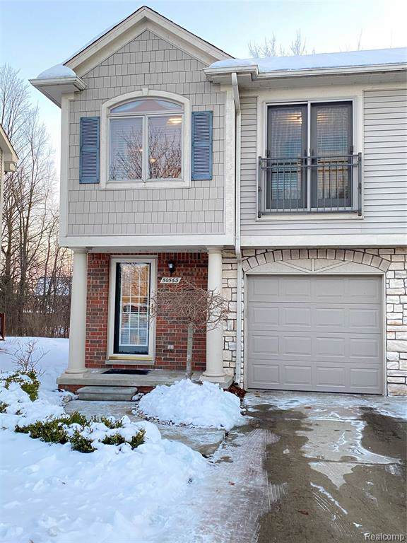 50563 Beechwood Court, Plymouth Twp, MI 48170 (#2200005751) :: GK Real Estate Team