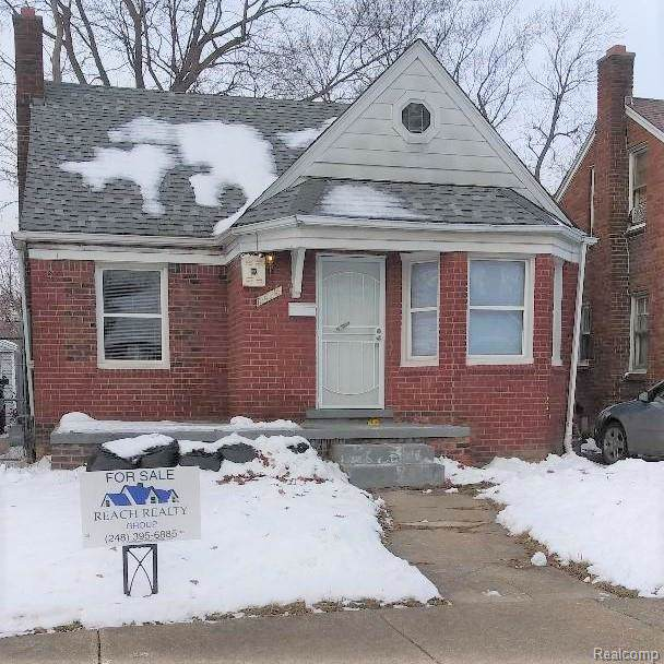 16525 Murray Hill Street, Detroit, MI 48235 (MLS #2200005767) :: The Toth Team