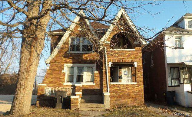 502 W Hollywood, Detroit, MI 48203 (#2200005855) :: GK Real Estate Team