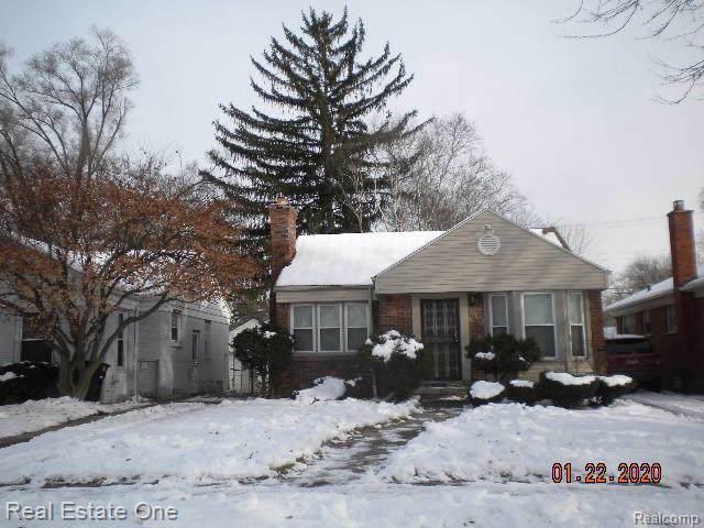 20234 Greydale Avenue, Detroit, MI 48219 (#2200005863) :: RE/MAX Nexus