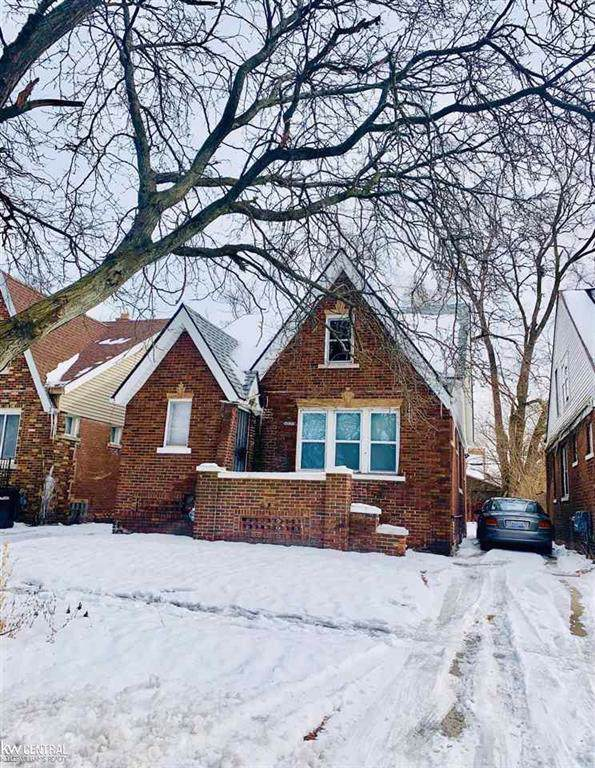 15366 Snowden, Detroit, MI 48227 (#58050004053) :: GK Real Estate Team