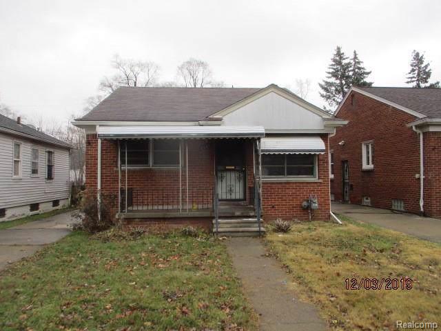 9086 Plainview Avenue, Detroit, MI 48228 (#2200006107) :: BestMichiganHouses.com