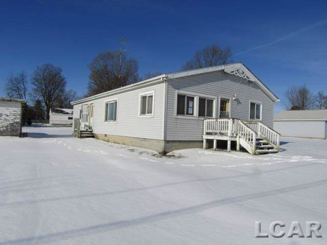 134 Potter St, Cement City, MI 49233 (MLS #56050004173) :: The Toth Team
