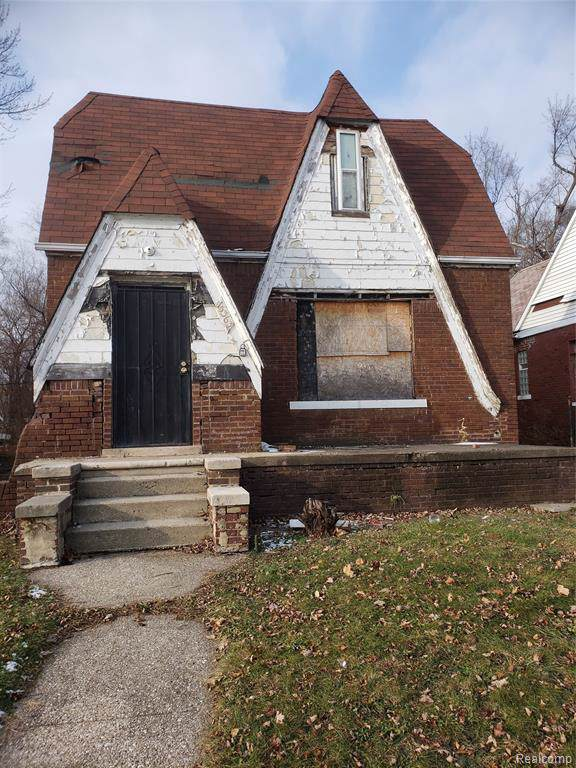 15363 Birwood Street, Detroit, MI 48238 (#2200006420) :: RE/MAX Nexus