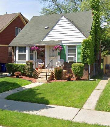 8307 Northlawn St, Detroit, MI 48204 (#2200006540) :: RE/MAX Nexus