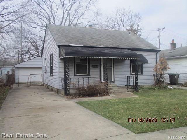 5850 Polk Street, Taylor, MI 48180 (MLS #2200006652) :: The John Wentworth Group