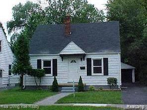 1842 Hazel Street, Birmingham, MI 48009 (#2200006693) :: Keller Williams West Bloomfield