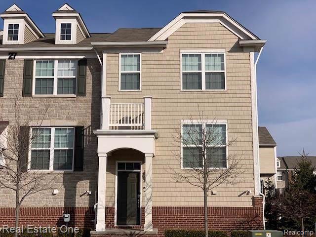 28042 Hopkins Drive, Novi, MI 48377 (#2200006751) :: GK Real Estate Team
