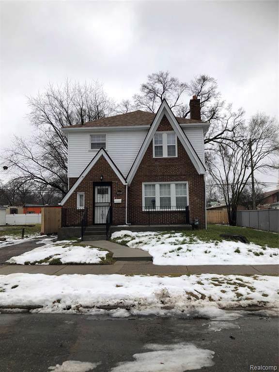 16548 Washburn Street, Detroit, MI 48221 (#2200006755) :: RE/MAX Nexus