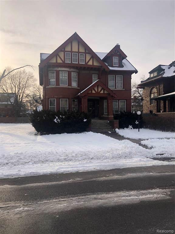 621 Burlingame, Detroit, MI 48202 (#2200006784) :: GK Real Estate Team