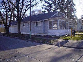 436 E Madge Avenue, Hazel Park, MI 48030 (#2200006803) :: GK Real Estate Team