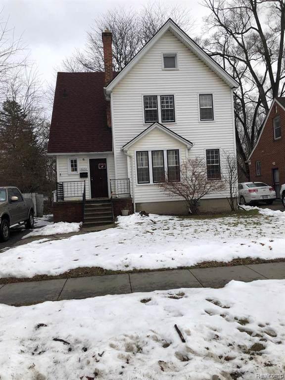 18654 Salem Street, Detroit, MI 48219 (#2200006848) :: RE/MAX Nexus
