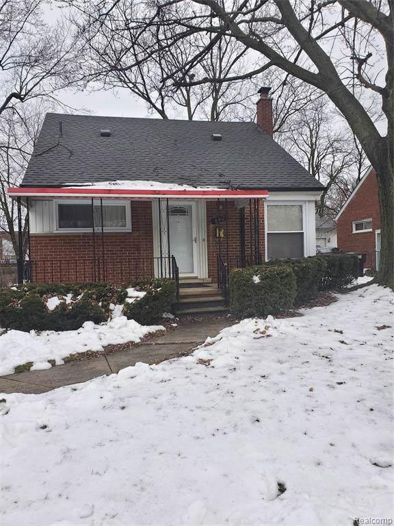 8067 Bramell St., Detroit, MI 48239 (#2200006914) :: RE/MAX Nexus