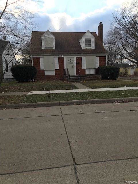 18700 Kingsville Street, Detroit, MI 48225 (#2200007019) :: RE/MAX Nexus