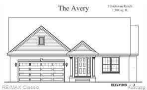 17757 Vineyard Street, Brownstown Twp, MI 48193 (#2200007936) :: The Buckley Jolley Real Estate Team