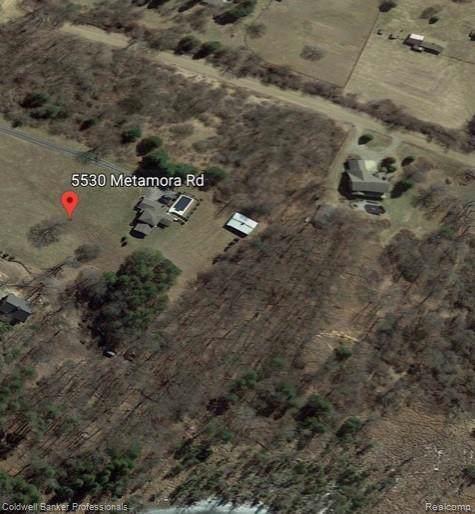 00 Metamora Road, Metamora Twp, MI 48455 (MLS #2200008701) :: The Toth Team