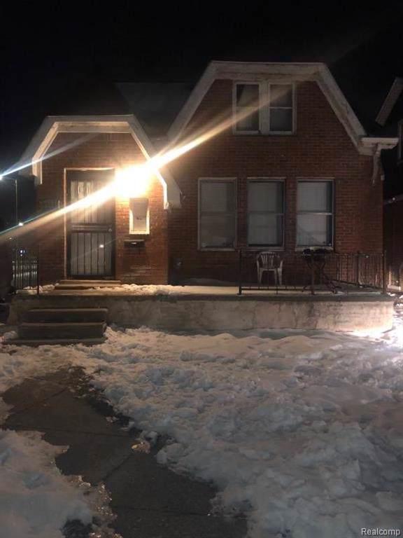 5966 Wayburn Street, Detroit, MI 48224 (#2200009130) :: The Buckley Jolley Real Estate Team