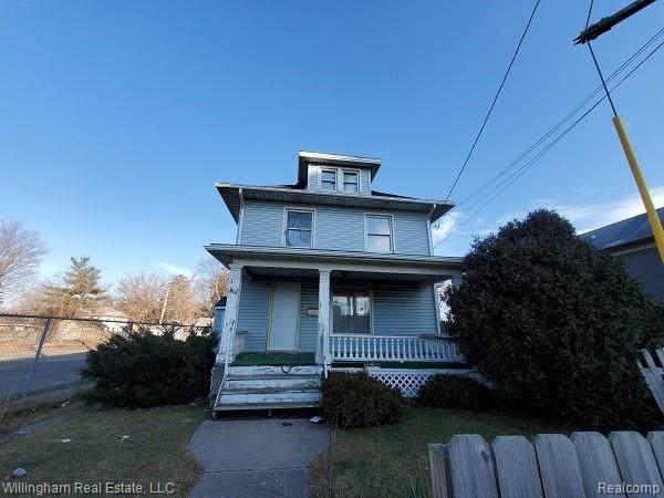 722 N Martin Luther King Jr Boulevard, Lansing, MI 48915 (#2200009736) :: The Buckley Jolley Real Estate Team