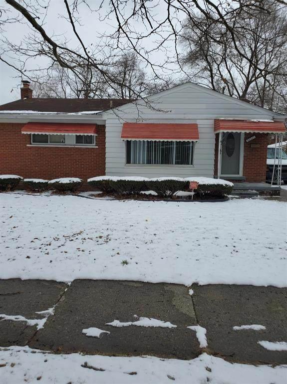 30331 Grandview Street, Inkster, MI 48141 (#543270941) :: The Buckley Jolley Real Estate Team