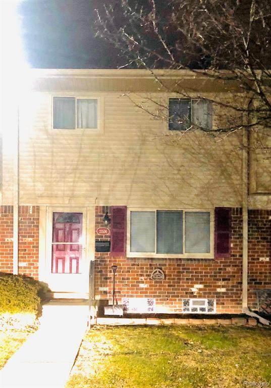 23536 Baker Street, Taylor, MI 48180 (#2200010925) :: The Buckley Jolley Real Estate Team