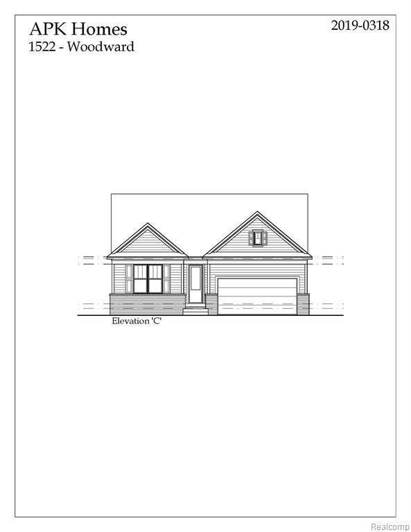 5412 Typhoon Court, Frenchtown Twp, MI 48166 (MLS #2200010976) :: The Toth Team