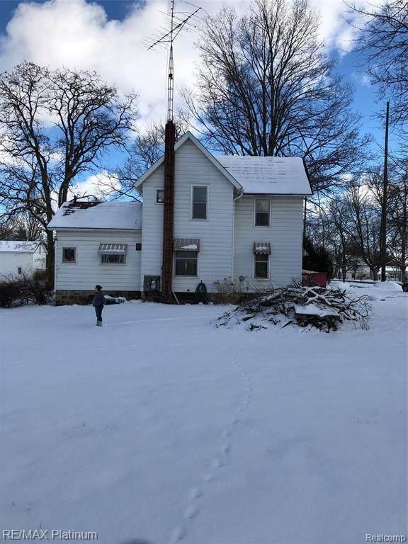 814 NE Church Street N, Grass Lake Vlg, MI 49240 (MLS #2200011140) :: The Toth Team