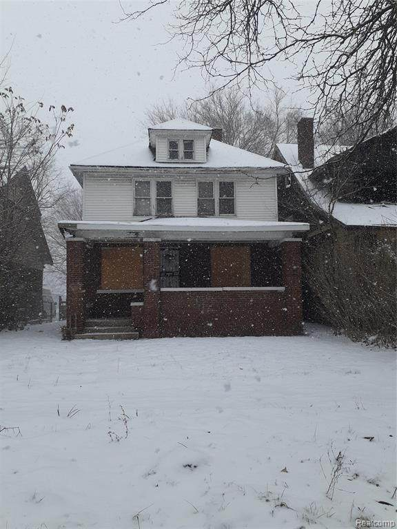 92 Louise St, Highland Park, MI 48203 (#2200011152) :: The Buckley Jolley Real Estate Team