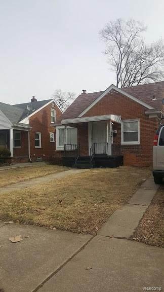 18240 Rosemont Avenue, Detroit, MI 48219 (MLS #2200011659) :: The Toth Team