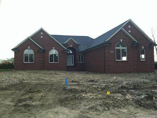 74714 Gould Road, Bruce Twp, MI 48065 (#2200012027) :: Springview Realty