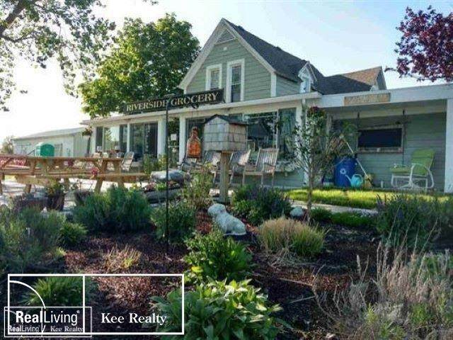 7650 S Channel, Clay Twp, MI 48028 (#58050005853) :: Alan Brown Group
