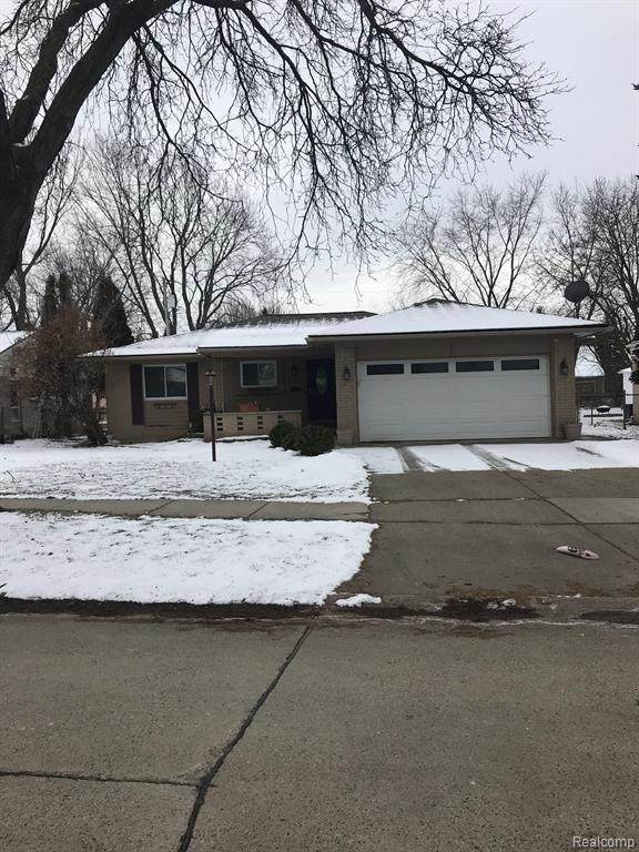 2980 Parliament Drive, Troy, MI 48083 (#2200012579) :: The Buckley Jolley Real Estate Team
