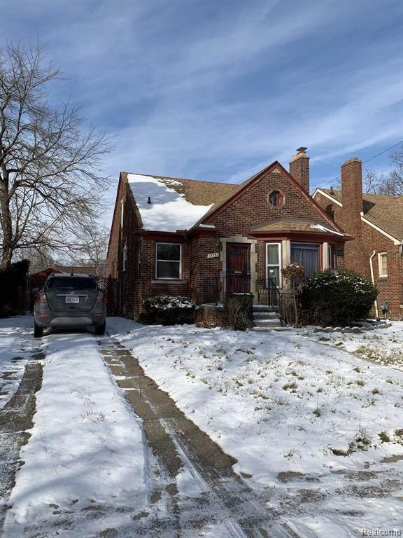 15737 Forrer Street, Detroit, MI 48227 (#2200012776) :: The Buckley Jolley Real Estate Team