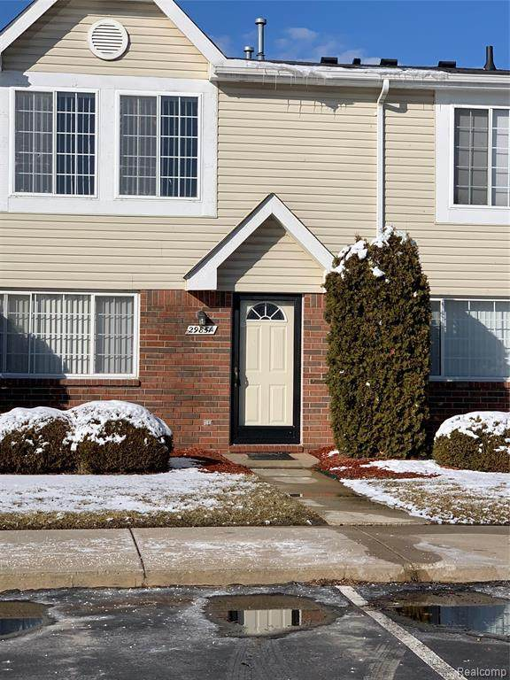 29851 Cathy Lane, Chesterfield Twp, MI 48047 (#2200012808) :: The Buckley Jolley Real Estate Team